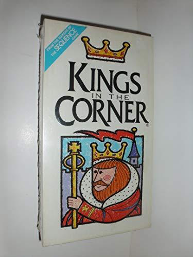 Jax Miles Kimball Kings in The Corner (Kings In The Corner Game)