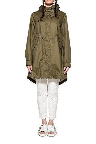 Wwcps2568lm106493 Cotone Donna Woolrich Cappotto Verde ApqXnH1HEw