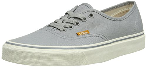 Vans Unisex-Erwachsene Authentic Low-Top Grau ((Sport Vintage) Flp)