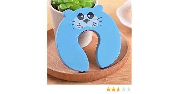 Doyeemei-5X Tope Clip Protector Puerta Dedos Seguridad Pa Beb/é Baby