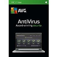 AVG TECHNOLOGIES Antivirus, 3 PCs, 1 Year