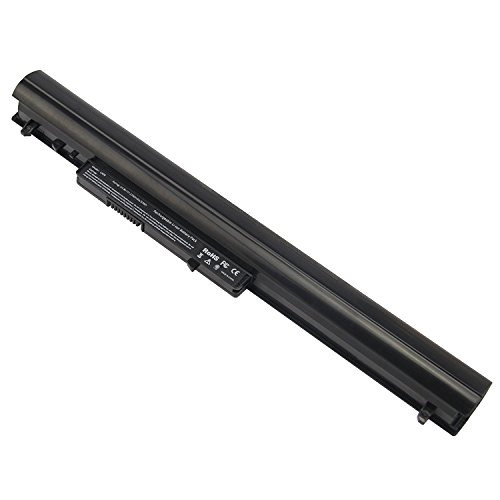 Laptop/Notebook Battery Replacement for HP 776622-001 728460-001 TPN-Q130 752237-001 TPN-Q132 LA04 TPN-Q129 LA04DF HSTNN-DB5M HSTNN-YB5M F3B96AA HSTNN-UB5M - Black - High Performance New (Laptop Battery Lot)
