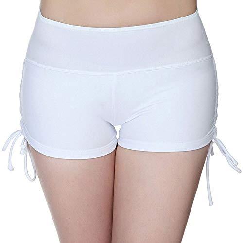 Amazon.com: CUSHY Quick Dry a Women Yoga Shorts Sports ...