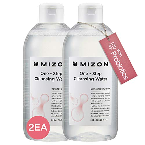 Mizon Micellar Cleansing Water with...