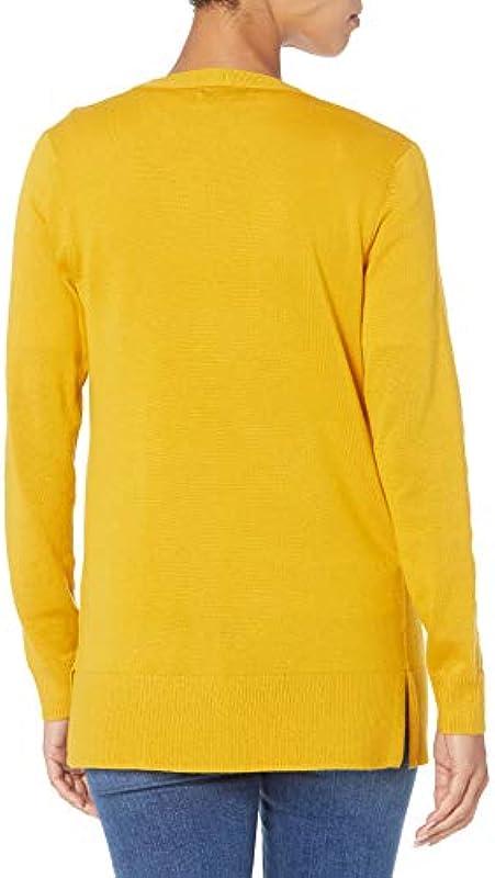 Amazon Essentials Damska Lightweight Open-Front Cardigan Sweater Strickjacke: Odzież