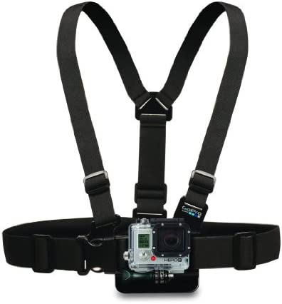GoPro Performance Chest Mount Official GoPro Mount All GoPro Cameras