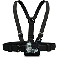 GoPro Chest Harness DVC Accessories,Black