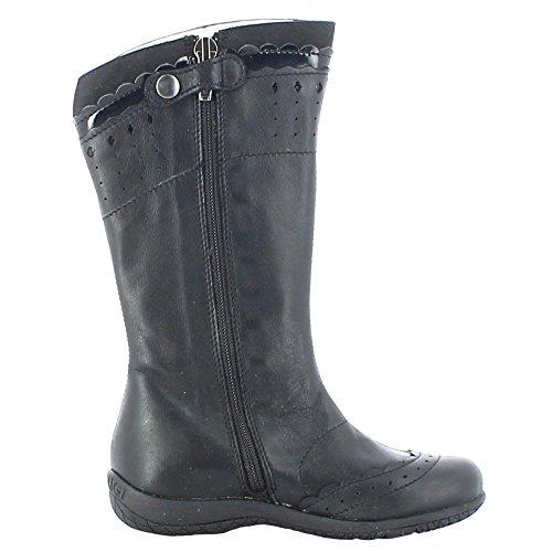 Primigi - Primigi Kinder Stiefel Schwarz 92070 Schwarz