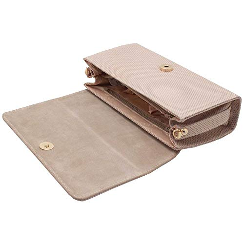 Box Kaiser Lanelle Clutch Handbag Peter Style Beige 6xPHw1wqvE