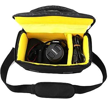 Funda para cámara réflex Digital Nikon D5300 D5500 D5600 D3400 ...