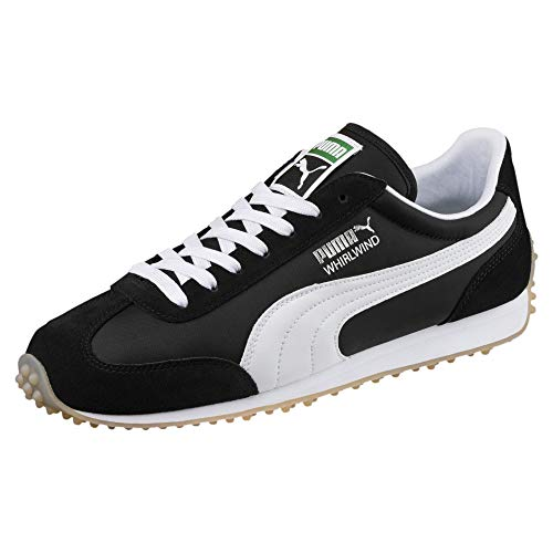 Sneaker white Puma silver Black Whirlwind Classic rrqwOIUE