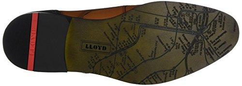 LLOYD Herren Higgins Derbys Braun (Cognac/Pacific)