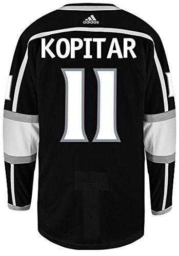 cfce3eaed Anze Kopitar Los Angeles Kings Adidas Authentic Home NHL Hockey Jersey