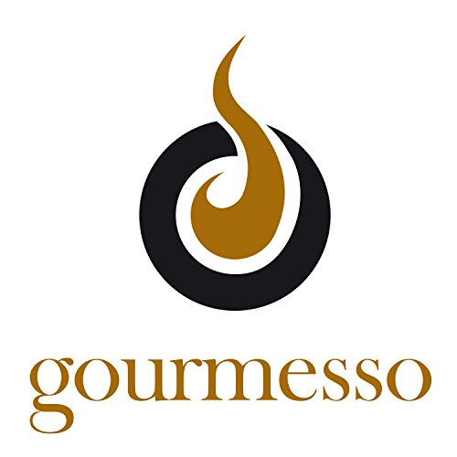 Gourmesso Trial Bundle, 100 Nespresso Compatible Coffee Capsules