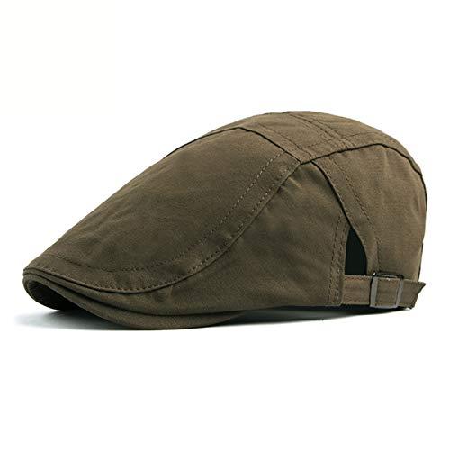 Simple los de Sombrero Delantero hat Sombreros D del Sombrero del GLLH Bailey Hombres la de Moda qin Hombres los Sombrero de de algodón Pato D Sombrero del 8fXq8YUH