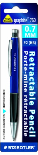 Staedtler Graphite 760 Mechanical Pencil - 0.7mm, 760 - Pencil Cross Section