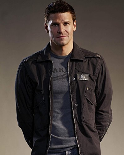 Celebrity Photo #10 (David Boreanaz Poster)