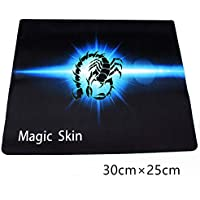 Mouse Pad Gaming Mouse Pad for Gamer and Office Working (30x25x0.3cm) (1 Pack)