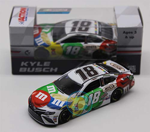 Lionel Racing Kyle Busch 2018 M&M's White Chocolate 1:64 ()