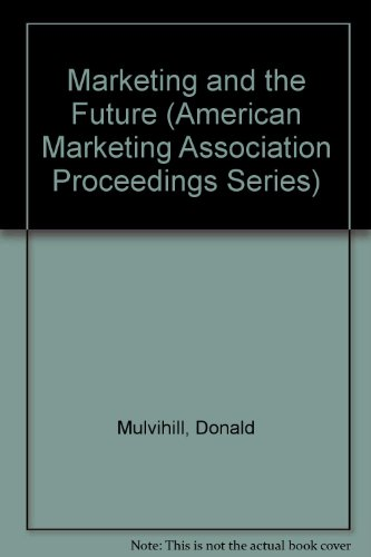 marketing and the future 感想 donald mulvihill 読書メーター