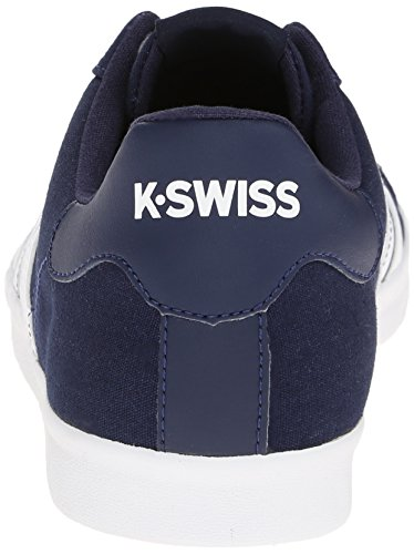 M Homme Swiss Belmont Navy Bleu Basses K Blau Baskets So T 401 White xIScnq0