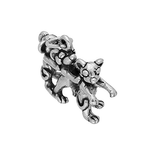 Mice Charm Three Blind (TheCharmWorks Sterling Silver Three Blind Mice Charm)