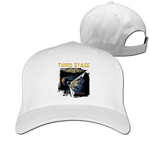 Third Stage Album Boston Plain Cool Baseball Hats Unisex Cap