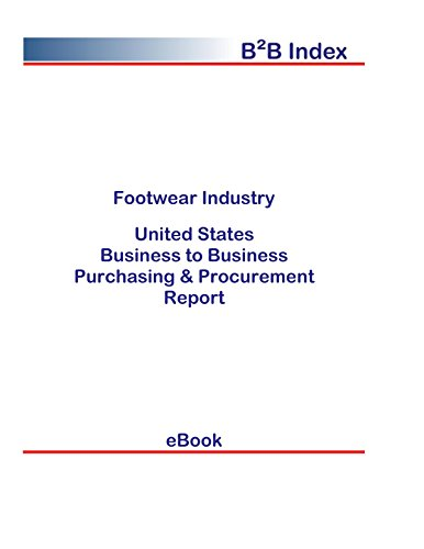Footwear Industry United States: Purchasing + Procurement Values in the United States