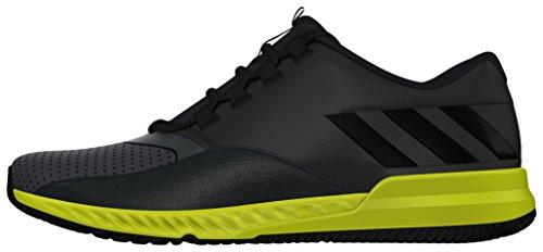 adidas Crazymove Bounce M, Zapatillas de Deporte para Hombre Negro (Negbas / Griosc / Limsho)
