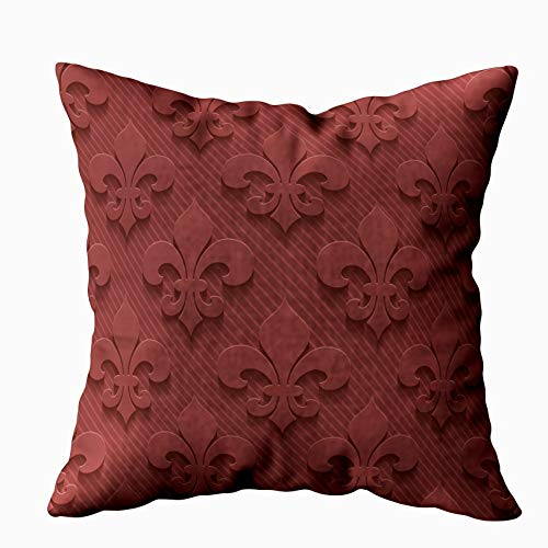 (Anucky 18x18 Pillow Cover,Halloween Pillow Covers, Color Perforated Paper Cut Out Effect Abstract for Your Home Printed with Fashion Pattern Soft Case for Bedroom Decorative Pillow)