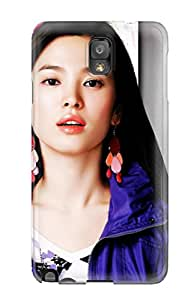Premium [VxSAGUd4682rvgpZ]song Hye Kyo Case For Galaxy Note 3- Eco-friendly Packaging