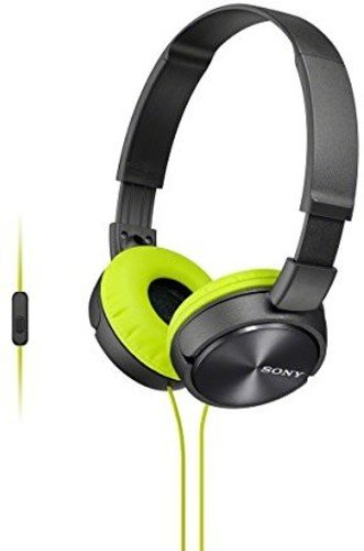 Sony MDRZX310AP Over Head Headphones without