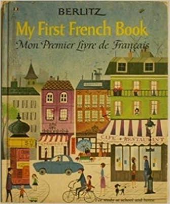 My First French Book Mon Premier Livre De Francais Strumpen