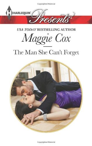 book cover of The Man She Can\'t Forget