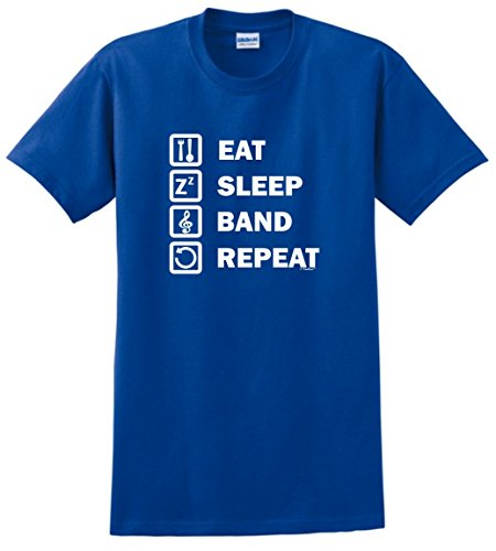 Band Teacher Appreciation Gifts Marching Band Gift Eat Sleep