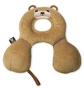 Benbat Amigos de Viaje - Reposacabezas, 0-1 años, diseño oso