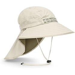 Sunday Afternoons Adventure Hat, Large, Cream