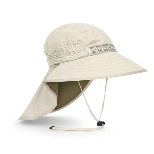 (Sunday Afternoons Adventure Hat, Medium, Cream/Sand)