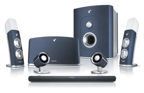 Philips SGC5103BD amBX 2.1 PC Gaming Speaker System Peripher