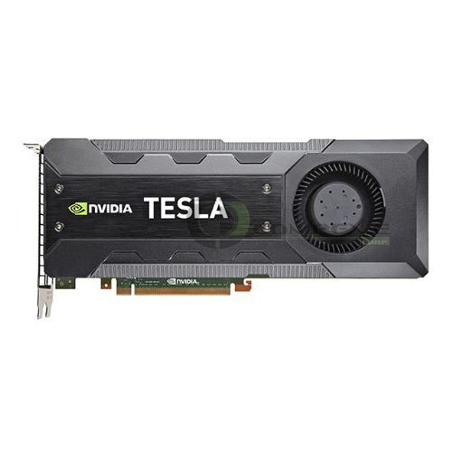 NVIDIA Tesla K20 - 5 GB Computing Accelerator GPU Graphics Processing Unit Active Cooling C2J97AA by HP