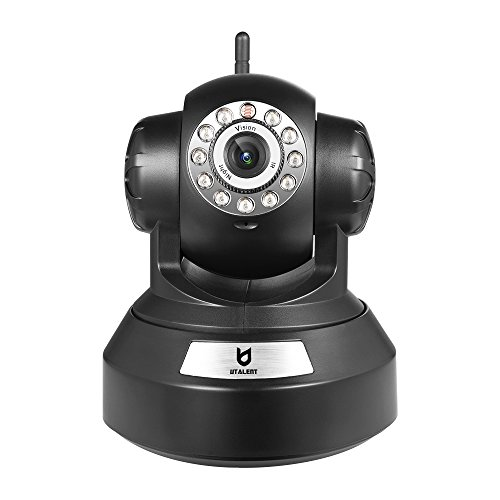 Wireless IP Camera, Utalent 720P HD Indoor Home Security Surveillance WiFi Camera with Motion Detection, Pan/Tilt, Two Way Audio, Night Vision, Baby Monitor, Nanny Cam