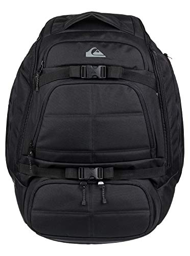 (Quiksilver Men's Fetch Backpack, black, 1SZ)