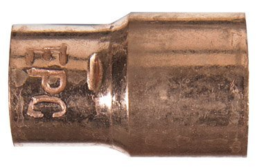 - Elkhart Products 1/2X3/8 Cop Coupling (Pack Of 25) 3069 Copper Couplings & Reducers by Elkhart