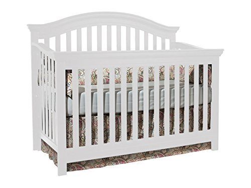 munire-rhapsody-lifetime-4-in-1-crib-white