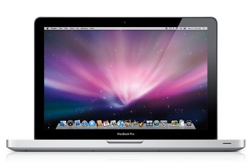 Apple MacBook Pro MB990LL/A 160GB HDD, 4GB RAM - Core 2 Duo p7550 2.26ghz - 13.3-Inch Laptop ( Renewed)