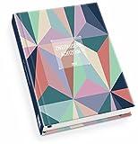 Taschenkalender 2018 - Diamond Print - Terminplaner mit Wochenkalendarium - Format 11,3 x 16,3 cm