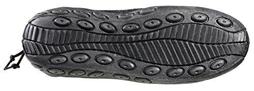 Beco Zapatillas de surf Hombre Black Power