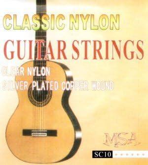 Juego de cuerdas para guitarra clásica - nuevo en envase de ...