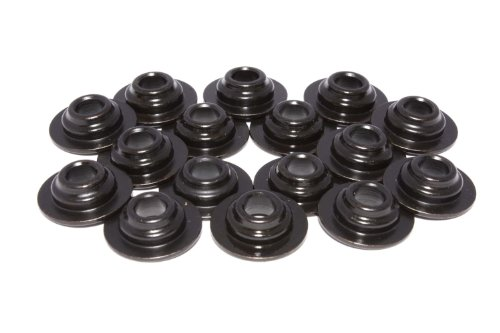 Competition Cams 792-16 Steel Retainers for Ford 4.6L and 5.4L Modular 2 Valve Engines, 7 degree Angle for 26113 Beehive Springs (Beehive Cams Comp Springs)