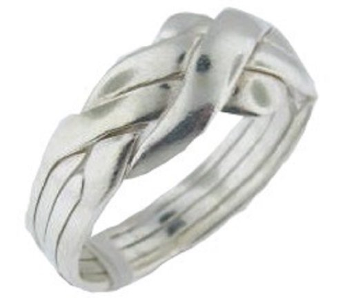 Silver Puzzle Ring Price Philippines